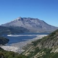 Spirit Lake w/ Mt St Helens- Mount Margaret Backcountry Lakes