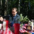 Breakfast!- Trillium Lake Campground