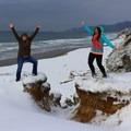 Snow celebration - Moolack Beach