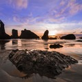Bandon Sunset- Face Rock State Scenic Viewpoint