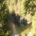 View From the Cliff Walk- Capilano Suspension Bridge Park