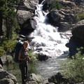 Canyon Creek Falls