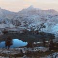 Spring Lake- Glacier Pass, Sawtooth Pass + Big Five Lakes Hiking Loop