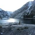 Emerald + Sapphire Lakes