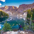 9.24.2018 Beautiful September day at Blue Lake- Blue Lake Hike