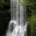 Lower South Falls- Silver Falls, Trail of 10 Falls