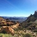 Peralta Canyon- Peralta Canyon Trail