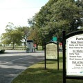 Entrance is free after Labor Day- Lighthouse Point Park