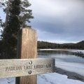 signs- Paulina Falls