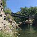 Wilson River, Keenig Creek