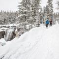 Paulina Creek + Falls Loop Trail