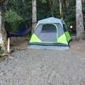 Lake Crescent, Fairholme Campground