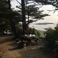 Our campsite #18- Wya Point Resort Campground