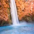 Havasu Falls Hike via Havasupai Trail