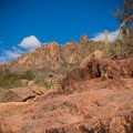 Peralta Canyon Trail