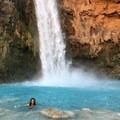 Havasu Falls- Havasu Falls Hike via Havasupai Trail