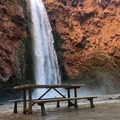 Mooney Falls- Havasu Falls Hike via Havasupai Trail