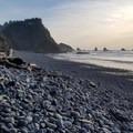Short Beach at sunset- Short Beach