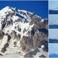 Volcanoes: gotta catch 'em all! (Hood, Jefferson, St. Helens, Rainier, Adams)- Burnt Lake + Zigzag Mountain