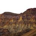 Armagosa Mountains- Artist's Palette via Artist's Drive