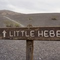Little Hebe Crater- Ubehebe Crater