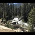 Nice river photo- Tokopah Valley Trail