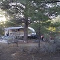 Camp site 35- Red Canyon Campground