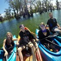 Great spot to paddle with friends!- Lake Martin Paddling