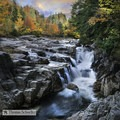 Late afternoon autumnal scene at Rocky Gorge  © Thomas Schoeller Photography- Rocky Gorge Scenic Area