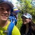 and back down we go- Mount Peak (Pinnacle Peak)