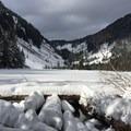Lake Basin- Talapus Lake Snowshoe