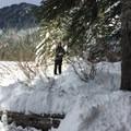 Craig- Talapus Lake Snowshoe