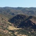 foot hills- Thomes Gorge