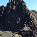 Rock formation over gorge- Thomes Gorge