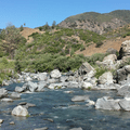 Thomes Creek- Thomes Gorge
