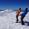 Mount Rainier: Disappointment Cleaver Route
