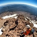 Mount Shasta: Hotlum-Wintun Ridge