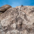 lost in the pot route- Pixie Rock - Climbing Crag