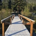 bridge to hot springs- Grover Hot Springs State Park