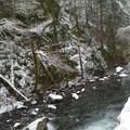 Eagle Creek Hike to Tunnel Falls