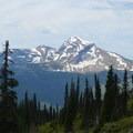 Heavens Peak- Highline Trail