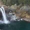 View from Above- Snoqualmie Falls