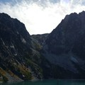 Looking toward Aasgard Pass.- Colchuck Lake Trail