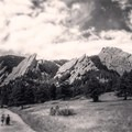 Photo taken from Bluebell Rd.- Royal Arch Hike