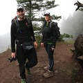 OP Core Team: Emily and Tyson Gillard.- Cape Horn Loop Hike
