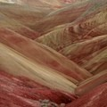 Painted Hills State Park.- Painted Hills Unit