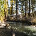 Tumalo Creek at Shevlin Park.- Shevlin Park