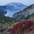 Spirit lake and Mt St Helens- Mount Margaret via Norway Pass
