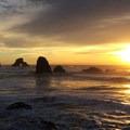 Indian Beach Sunset- Indian Beach