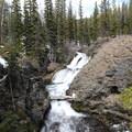 Tumalo Falls + Creek Hike